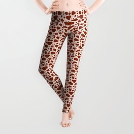 How Now Brown Cow Leggings