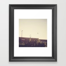 Cargo Framed Art Print