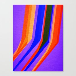 colors decor drawing Canvas Print