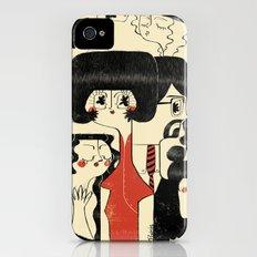 Crowd iPhone (4, 4s) Slim Case