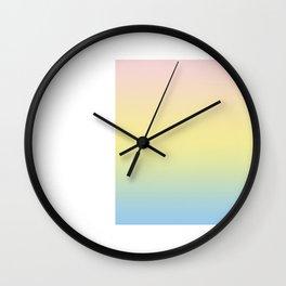 resentful Wall Clock