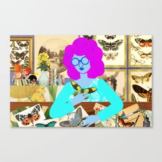 Insect Room Canvas Print