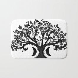 The Zen Tree Bath Mat