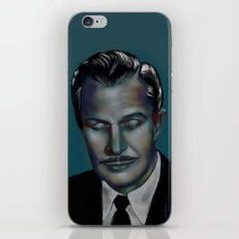 Vincent Price iPhone Skin