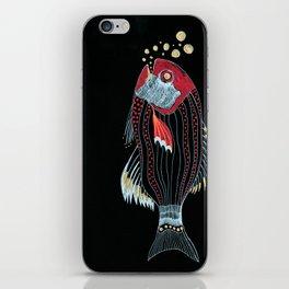 Happy New Fish  iPhone Skin