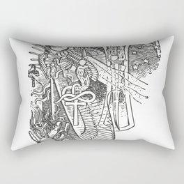 Old Egypt Rectangular Pillow
