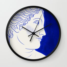 Star Maiden Wall Clock