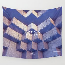 STRUCTUS #2 Wall Tapestry