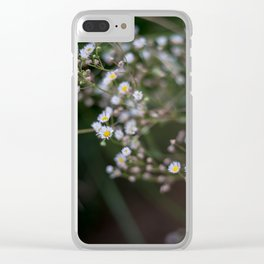 Flower Power | Chamomile in Serbian Zoom Clear iPhone Case