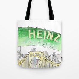 Picklesburgh Tote Bag