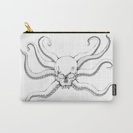 Skulltopus Carry-All Pouch