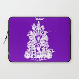 Day at the Mansion Laptop Sleeve