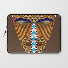 African mask Laptop Sleeve