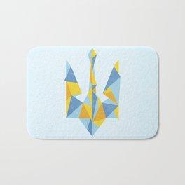 Ukraine Geometry Bath Mat