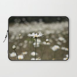 Wildflowers in an Oregon Field Laptop Sleeve