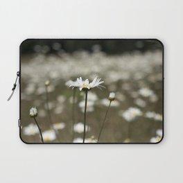 Wildflowers in an Oregon Field Laptop Sleeve
