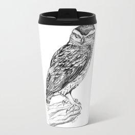 Little  owl Travel Mug