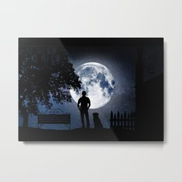 starry night_38 Metal Print