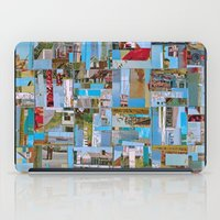 cape cod iPad Cases featuring Old Cape Cod by Tofu