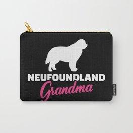 Newfoundland Grandma Carry-All Pouch