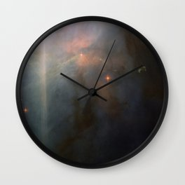 Nebula NGC 2023, Orion Constellation Wall Clock