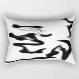 Smudge Rectangular Pillow