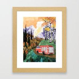 Tuutaa Framed Art Print