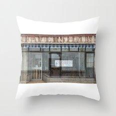 Dead Shop 08 Throw Pillow