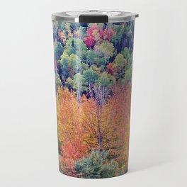 Paint By Nature - Fall Foliage Travel Mug