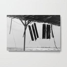 Albania beach Metal Print