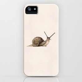 snail II iPhone Case