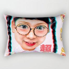 Otaku Girl Rectangular Pillow