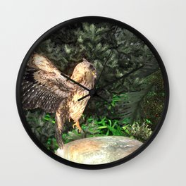 Cult of Youth: Landing Wall Clock