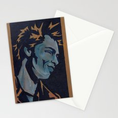 sid vicious Stationery Cards