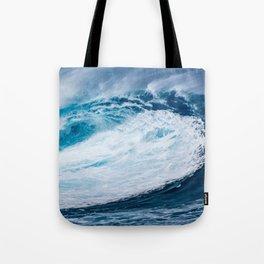 Wave Wave Tote Bag