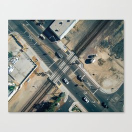 drone 8x10 only Canvas Print