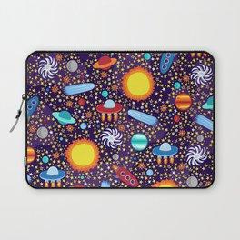Crazy Cosmos Laptop Sleeve