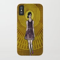 dress iPhone & iPod Cases featuring Dress by Filip Postolache