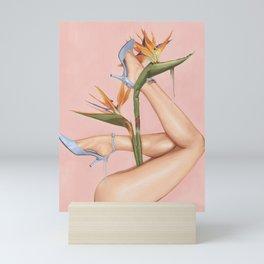 Bird Of Paradise Mini Art Print