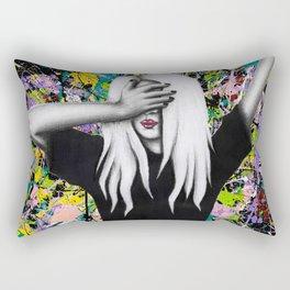 Inside That Counts Rectangular Pillow