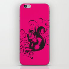 Squirrel Color iPhone & iPod Skin