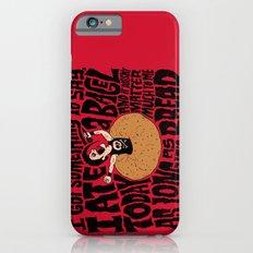 Last Bagel Caress Slim Case iPhone 6s