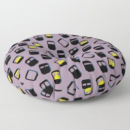 Niqabis pattern Floor Pillow