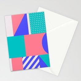 geometrics Stationery Cards