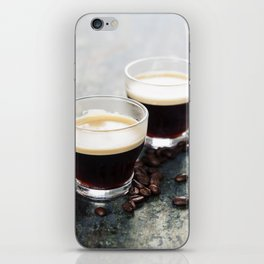 Coffee. Coffee Espresso. Cup Of Coffee iPhone Skin