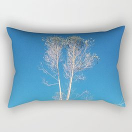 Nature Walk 002 - Plant Tower Rectangular Pillow