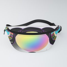 Starry Eyes Bewildered Fanny Pack