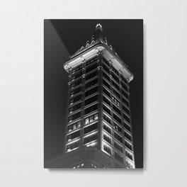 Smith Tower, Seattle WA Metal Print