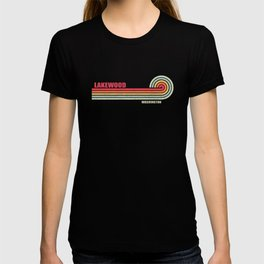Lakewood Washington City State T-shirt