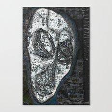 Fukushima Man Canvas Print